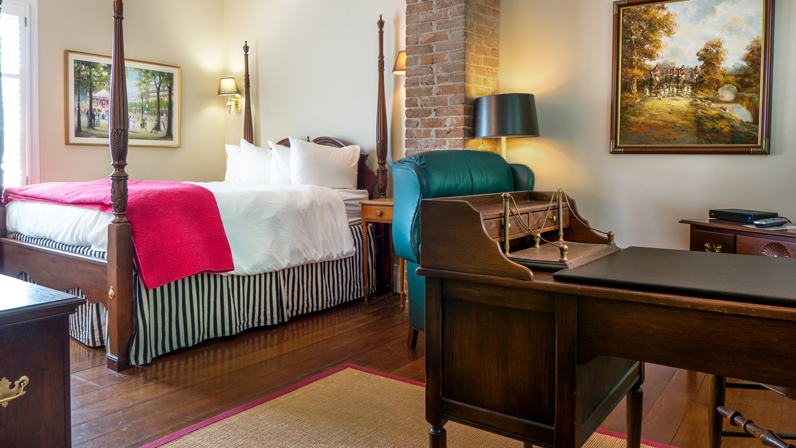 McCully Queen Guest Room